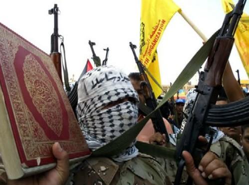 Coran y fusil